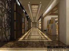 工装案例-展厅